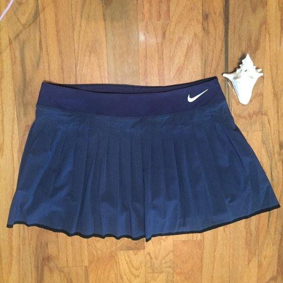 NIKE DRI-FIT Tennis/Golf Pleated Skirt Size XL